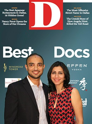 D Magazine- Best Doctors 2017