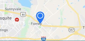 Forney location