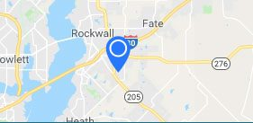 Rockwall location